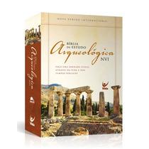 Bíblia De Estudo Arqueológica - Capa Dura