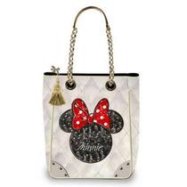 Bolsa Minnie Exclusividade Disney 100% Original