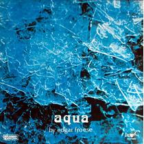 Lp- Edgar Froese - Aqua (nacional) Tangerine Dream Excelente