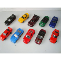 Hot Wheels Lote 21 De 10 Porche Y Mustang