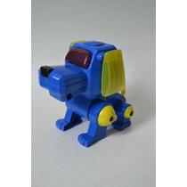 Robot Perrito Toy Cuerda Plastico Mc Donlads