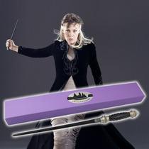 Harry Potter Varinha Narcissa Malfoy 33cm Luxo