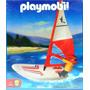 Playmobil Tabla Con Vela Y Motor Windsurf Art 1-3584
