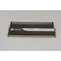 Memória 1gb Corsair Xms3 1600mhz Ddr3 Pc3-12800 - P/ Desktop