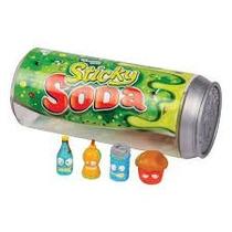The Grossery Gang - Sticky Soda - Dtc Nova Linha Trash Pack