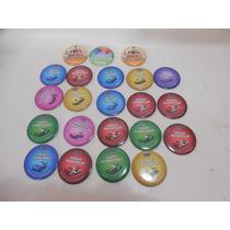 22pz Pin Botones Fiesta Cars Disney Cumpleaños C013