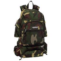 Backpack Mochila Alpina Militar Camuflaje Ejercito Equipaje