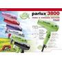 Secador Parlux 3800 Ecologic Negra