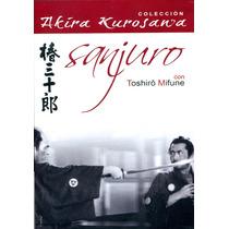 Dvd Sanjuro ( Tsubaki Sanjuro ) 1962 - Akira Kurosawa