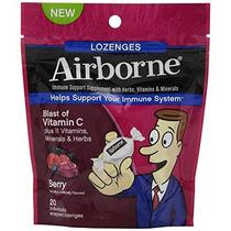 Airborne Vitamina C 1000mg Apoyo Inmunológico Suplemento Pas