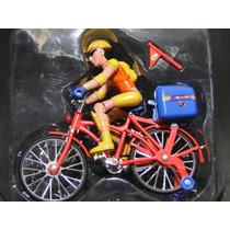 Bicicleta Eletr0nica Articulada Pneus Borracha 20cm