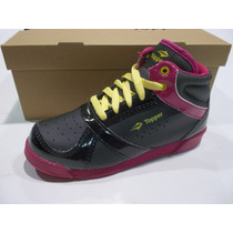 Zapatillas Botita Topper Beat Urbano Nena Original