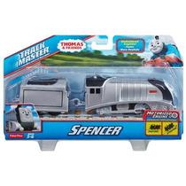 Thomas Trackmaster Spencer Con Vagon Jugueteria El Pehuén