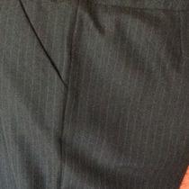 Maria Cher Pantalon De Vestir Rayado Capri Talle 2