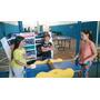 Mesa Ping Pong Double Fish Para Niños