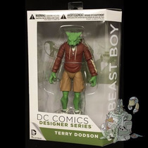 Beast Boy Mutano Teen Titans Earth 1- Terry Dodson Designer