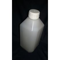 Botellas Plasticas Por Un 1 Litro Con Tapa Nuevas Gruesas