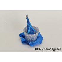 Souvenir Champagnera Casamiento / 18 Años X 30 Unidades