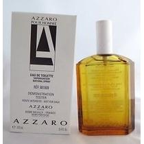 Perfume Azzaro Pour Homme 100ml Tester Revelador Original