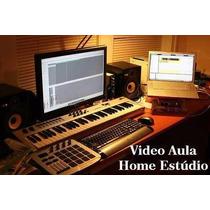 Curso Completo Home Studio, Produção, Mixagem & Masterização