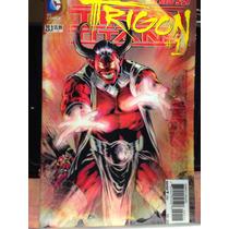 Comic Trigon #1 Portada 3d En Ingles