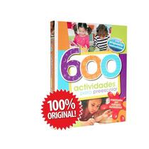 600 Actividades Para Preescolar
