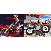 Llavero Ktm 450 Sx-f Motocross Ryan Dungey #5