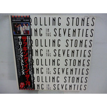 Rolling Stones Sucking In The Seventies Vinilo Japones C/obi