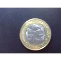 Moneda 20 Conmemorativa Toma De Zacatecas 2014