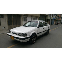 Mazda 323 Nx Sedán 1500 Cc 1992