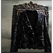 Casaca ,blazer, Mujer / Color Negro Marccella Russiaoriginal