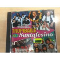 Tropibaile Santafesino Vol3
