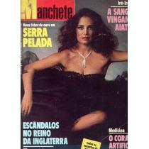 Manchete 1982.regina.serra Pelada.santos Dumont.fernanda.