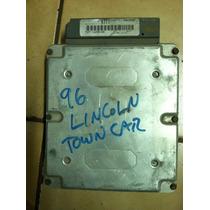 Ecm Ecu Pcm Computadora 1996 Lincoln Towncar F6pf-12a650-dhb