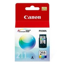 Tinta Canon Cl-211 Color Original