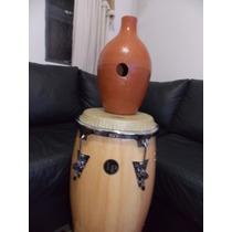 Instrumento De Percussão Udu / Moringa Grande