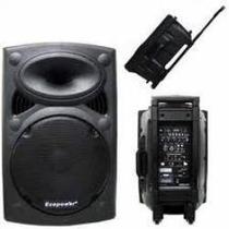Ecopower Ep1291 350w Rms Falante 12 Mic Sem Fio