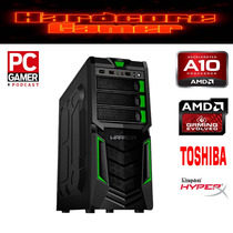 Cpu Gamer Amd A10 7860k 4mb Apu Radeon Mem 8gb Hyperx 1 Tera