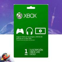 Xbox Live Gold Brasil 1 Meses - Assinatura Xbox Live Gold 1m