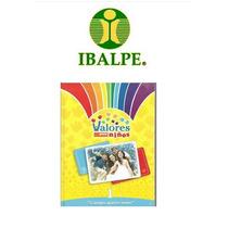 Valores Para Niños 6 Dvd´s 2 Cd Rom Ibalpe