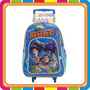 Mochila Con Carro Toy Story - Disney - Original Mundo Manias