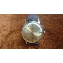 Precioso Reloj Cornavin Suizo Geneve Cuerda Original 17j
