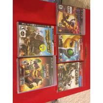 Juegos Fisicos De Play 3 Nuevos Caja Cerrada