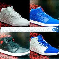 Zapatos Jordan Retro 1 Caballero