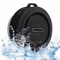 Parlante Bluetooth Mpow Buckler Waterproof P/ Ducha - Viajes