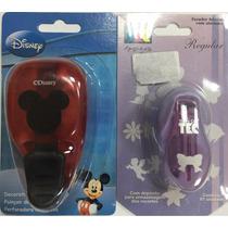 Kit Furador Disney Mickey + Lacinho
