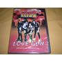 Kiss (dvd) / Love Gun En Vivo En Argentina - Nuevo Cerrado