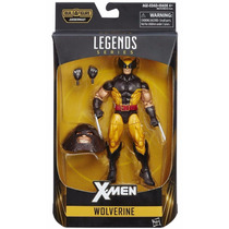 Marvel Legends Wolverine 2016 - Brinquetoys