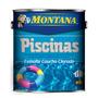 Pintura Montana Piscinas Caucho Clorado