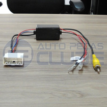 Interface Camera Re Original Nissan Sentra March Versa 24via